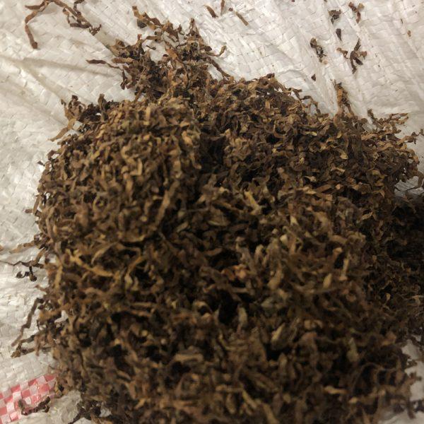 Берлі — кріпкий ферментований український тютюн локшиною