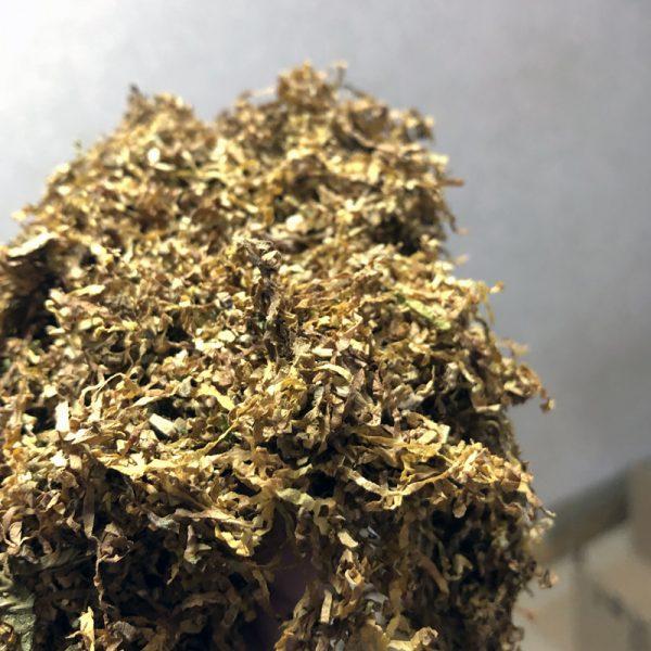 Вірджинія — ферментований український тютюн локшиною