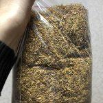 Вірджинія - ферментований український тютюн локшиною